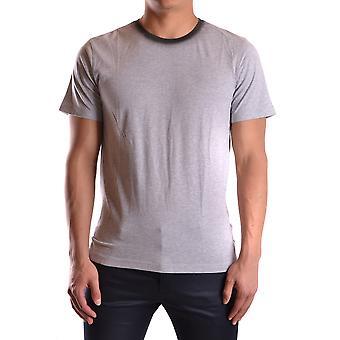 Marc Jacobs Ezbc062036 Uomo's T-shirt in cotone grigio