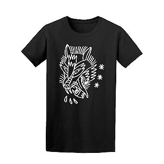 Wolf Tattoo Tee Men's -Image by Shutterstock