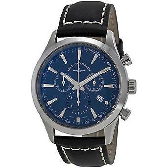 Zeno-horloge mens watch gentleman chronograaf 6662-5030Q-g4 Q 5030