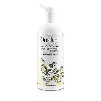 Ouidad syvä hoito curl Restoration Therapy (curl Essentials)-1000ml/33,8 oz