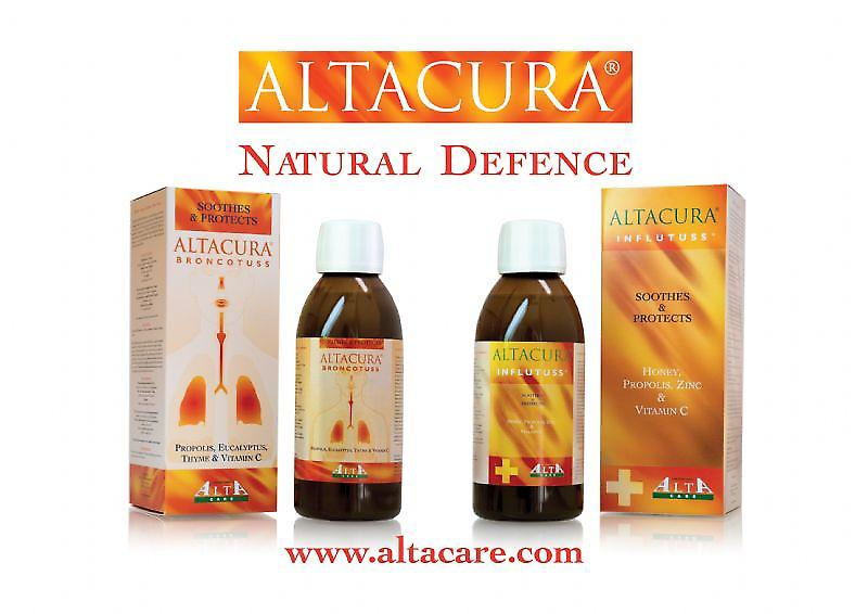 Altacura Broncotuss Syrup