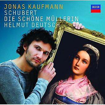 Jonas Kaufmann - Schubert: Importación de Estados Unidos mueren Sch NE M Llerin [CD]