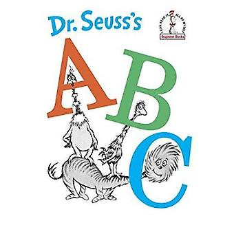 Dr. Seuss's ABC (I Can Read It All by Myself Beginner Book) Book
