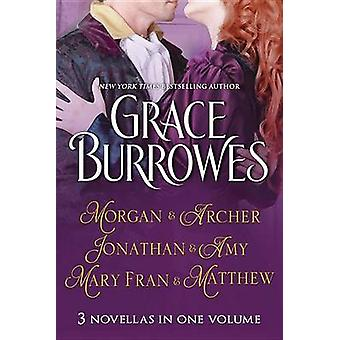 Morgan and Archer / Jonathan and Amy / Mary Fran and Matthew by Grace