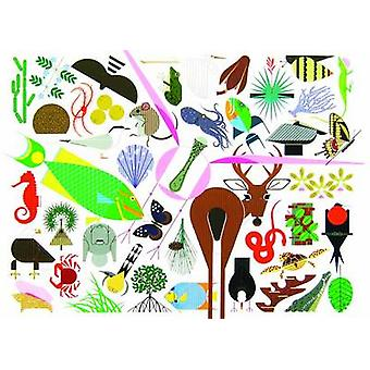Charley Harper's Animal Kingdom by Todd Oldham - 9781623260699 Book