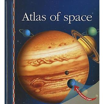 Atlas of Space by Donald Grant - 9781851034079 Book