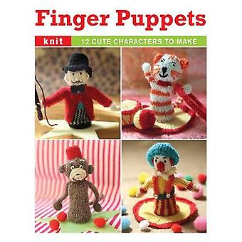 Finger Puppets by Susie Johns - 9781861087775 Book