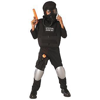 Special Forces militärische FBI Seal Team Armee Soldat Buch Woche jungen Kostüm