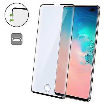 4Smarts Samsung Galaxy S10 Plus Curved Tempered Glass Film