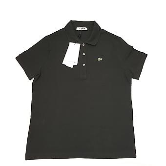 Manga corta de Lacoste Mujer Polo camiseta - L1113-031