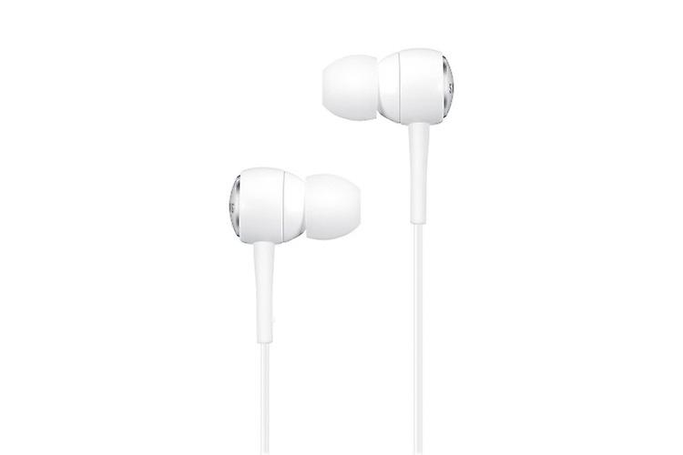 Samsung EO IG935BWEG Earbud Headset with remote control, microphone white