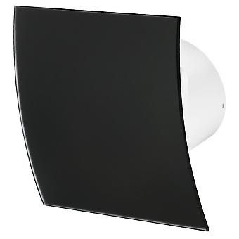 100mm snímač vlhkosti Extractor ventilátor ESCUDO predný panel nástenné stropné vetranie