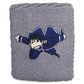 Sweatband - Fullmetal Alchemist Brotherhood - New Chibi Roy Anime ge6281