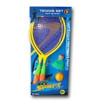 Cladellas  Feathers Badminton game +2 (Babies and Children , Toys , Others)