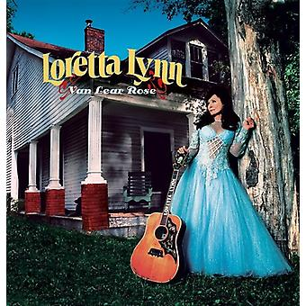 Loretta Lynn - Van Lear Rose [CD] USA import