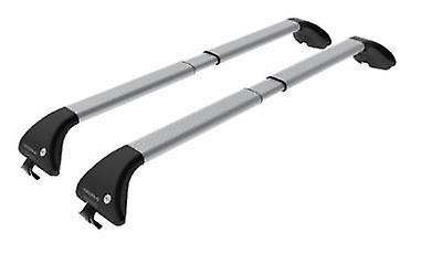 Aluminium Roof Bars for Kia OPTIMA Sportswagon 2016 Onwards with Soild Rails
