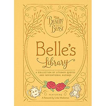 Beauty and the Beast - Belle's Library - A Collection of Literary Quote