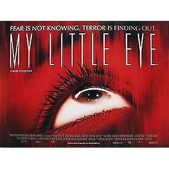 Pieni silmä (yksipuolinen) alkuperäinen elokuva juliste