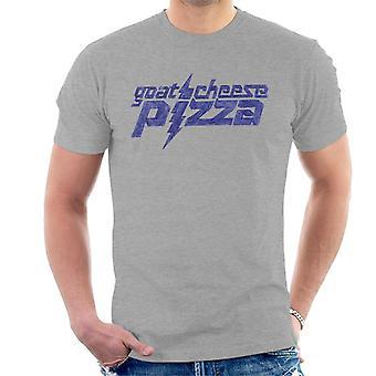 Zits Blue Goats Cheese Pizza Men's T-Shirt