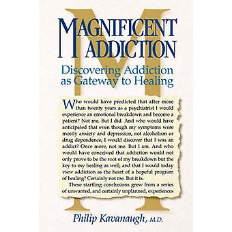 Magnificent Addiction Discovering Addiction as Gateway to Healing by Kavanaugh & Philip