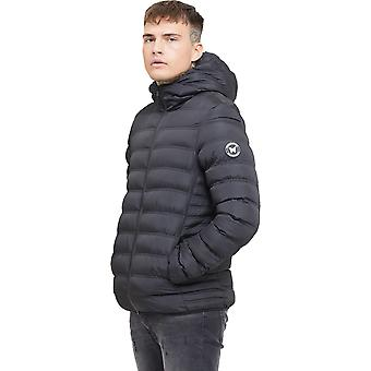 Good For Nothing Element Matte Puffer Jacket Black 98