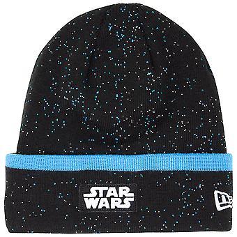 Star Wars The Rise of Skywalker Battleship Space Knit New Era Beanie