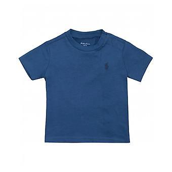 Polo Ralph Lauren Childrenswear Crew Neck Logo T-shirt