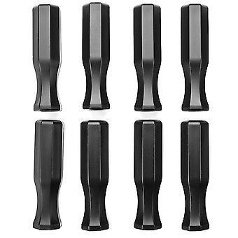 Octagonal Handles for Standard Foosball Tables (Pack of 8)
