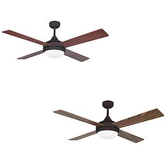 Loft fan Icaria brun 132 cm/52