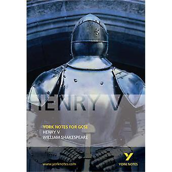 Hendrik V - York notities voor GCSE door David Langston - 9780582772687 boek