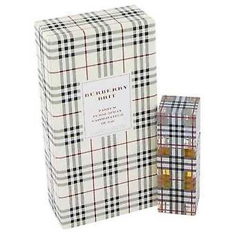 Burberry Brit door Burberry pure parfum spray .5 oz (vrouwen) V728-443445