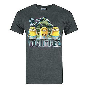 Minions Egyptische Men's T-shirt
