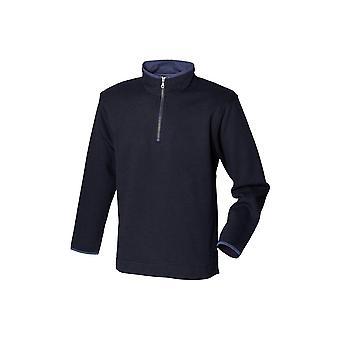 Première rangée supersoft 1/4 zip sweatshirt fr40m