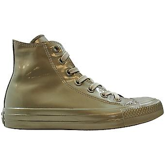 Converse Chuck Taylor All Star Metallinen Kumi Hi Light Gold 553269C Naiset's