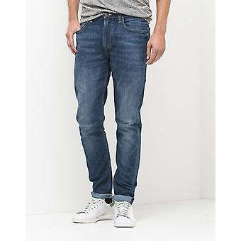 Lee Arvin Men's Regular Tapered Jeans L732PZUB