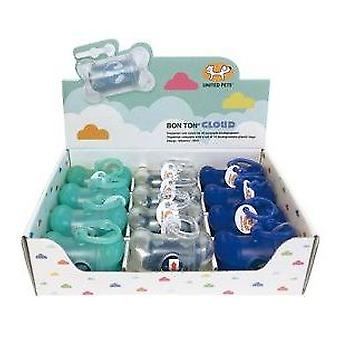 United Pets Display Bon Ton Cloud 12Unds (Dogs , Bowls, Feeders & Water Dispensers)