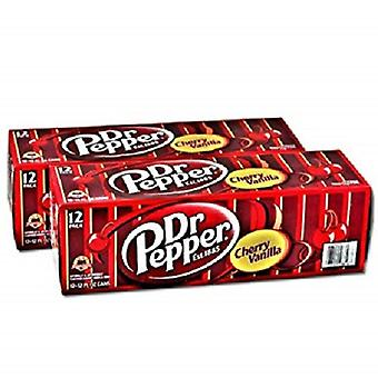 Dr Pepper-( 355 Ml X 24 Cans )