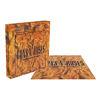 Guns N Roses Jigsaw Puzzle The Spaghetti Incident new Official 500 Piece