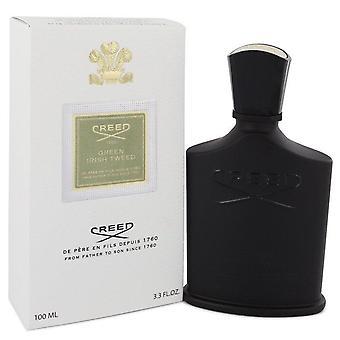 Zielony irlandzki Tweed Eau De Parfum Spray Przez Creed 3.3 oz Eau De Parfum Spray