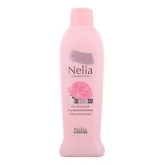 Shower Gel Agua De Rosas Nelia (900 ml)