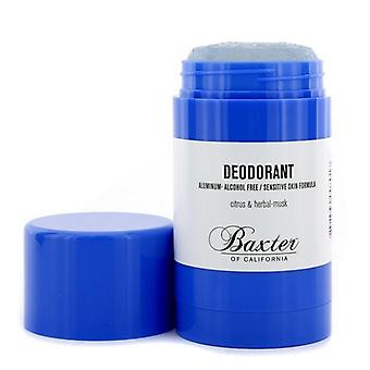 Deodorant alcohol free (sensitive skin formula) 140393 75g/2.65oz