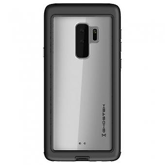 SAMSUNG GALAXY S9+ GHOSTEK ATOMIC SLIM SERIES CASE - BLACK