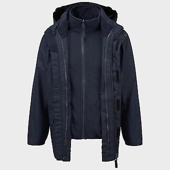 New Freedom Trail Kids' Versatile 3-in-1 Jacket Natural