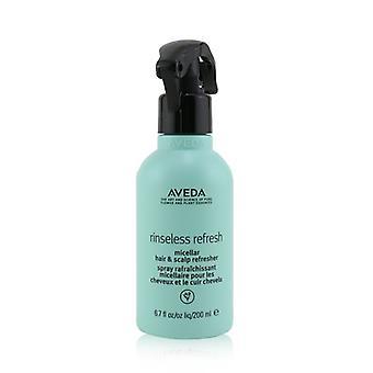 Rinseless Refresh Micellar Hair & Scalp Refresher - 200ml/6.7oz
