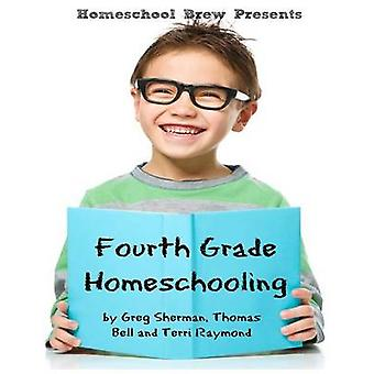 Fourth Grade Homeschooling Math Science and Social Science Lessons Activities and Questions by Sherman & Greg