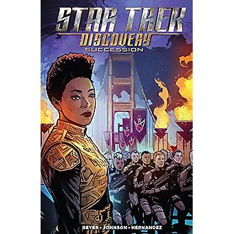 Star Trek Discovery - Succession by Kirsten Beyer - 9781684053605 Book
