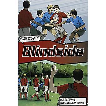 Blindside (Graphic Reluctant Reader) by Alex Francis - 9781848863545