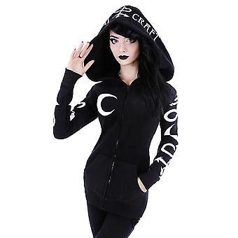 Restyle-symbool hoodie-Womens occulte hoodie top