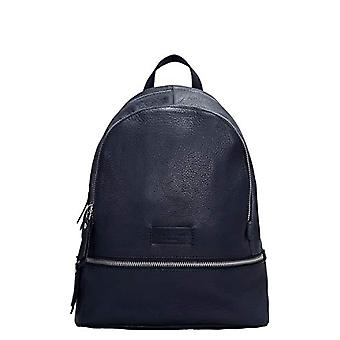 Liebeskind Berlin Essential Fight Backpack Small - Women's Backpack Bags - Blue (Navy Blue) - 11x32x26cm (B x H T)