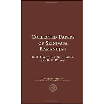 Collected Papers of Srinivasa Ramanujan - 9780821820766 Book
